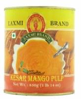 Laxmi Kesar Mango Pulp 30oz