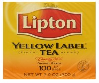 Lipton Yellowlabel 100 Teabags