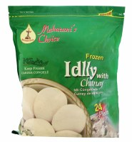 Maharani 24 Idly/chutney
