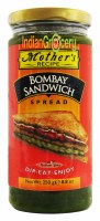 Mother's Bombay Sandwich Spread 250g