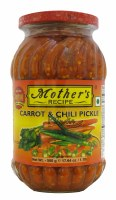 Mother's Carrot & Chili 500g