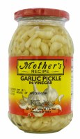 Mother's Garlicinvinegar 500g