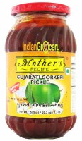 Mother's Gujarati Gorkeri Pickle 575g