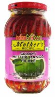 Mother's Methia Mango Pickle 500g