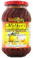 Mother's Sweet&sour Lime 575g