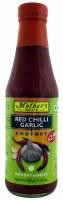 Mother's Red Chilli Garlic Chutney 330g