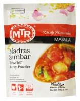 Mtr Madras Sambar Powder 100g