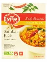 Mtr Sambar Rice 400g