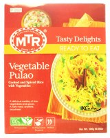 Mtr Vegetable Pulao 300g