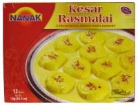 Nanak Kesar Rasmalai 1kg