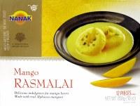 Nanak Mango Rasmalai 1kg