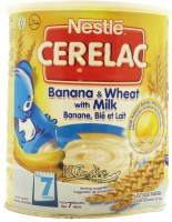 Banana Wheat Cerelac 400g