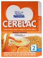 Cerelac Stage 2 Wheat Orange 300g