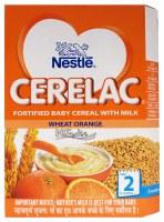 Cerelac Stage 2 Wheat Orange 300g