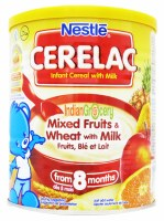 Nestle Mixed Fruit Cerelac 400g