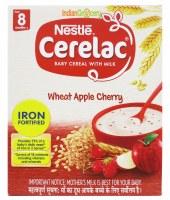 Cerelac Stage-2 Wheat Apple Cherry 300g