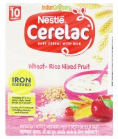 Cerelac Stage-3 Wheat Rice Mix Fruit 300g