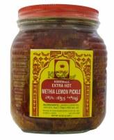 Nirav X Hot Methia Lemon 2lb