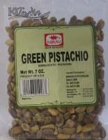 Nirav Green Pistachio 200g