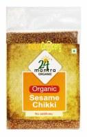 24 Mantra Organic Sesame Chikki 100g