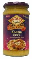 Patak's Korma Curry Sauce 15oz