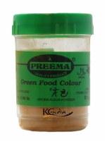 Preema Green Food Color 25g
