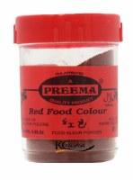 Preema Red Food Color 25g