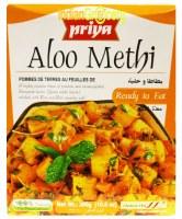 Priya Aloo Methi 300g