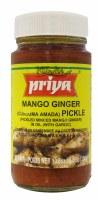 Priya Mango Ginger Pickle 300g