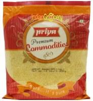 Priya Cracked Wheat 4lb Popular