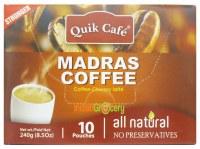 Quick Cafe Madras Coffee 240g
