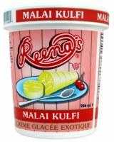 Reena's Malai Kulfi 1/2 Gallon
