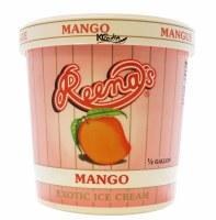 Reena's Mango 1/2 Gallon