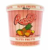 Reena's Tutti Frutti 1/2gallon