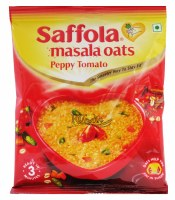 Saffola Peppy Tomato Oats 43g