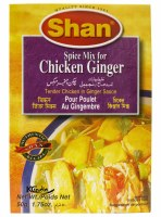 Shan Ginger Chicken Masala 50g