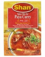 Shan Paya Curry Mix 50g