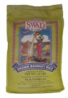 Swad Brown Basmathi Rice 10lb