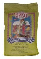 Swad Brown Basmathi Rice 10lb