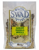 Swad Garam Masala Whole 200g