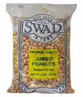 Swad Jumbo Peanuts 4lb