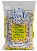 Swad Whole Cashew 28oz