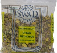 Swad Green Pistachios 400g