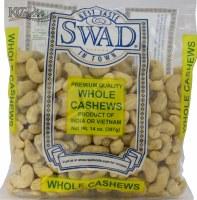 Swad Whole Cashew 400g