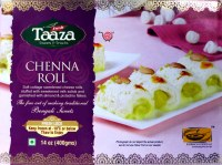 Taaza Chenna Roll 400gm