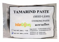Tamarind Seedless Wet 400g