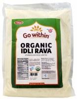 Telugu Organic Idli Rava 4lb