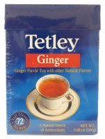 Tetley Ginger Teas Bags 72