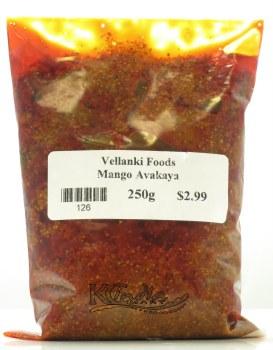 Vellanki Mango Avakaya 250g