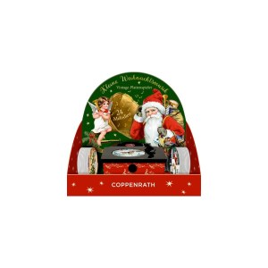 Vintage Christmas Advent Gramophone Player
